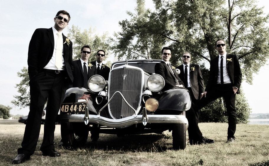 Bridal-boys-with-a-34-Ford1