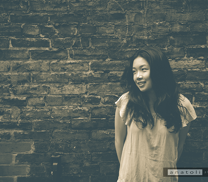 Beijing Beauty in a New York photo session with a summer Wedding celebration in China . . .