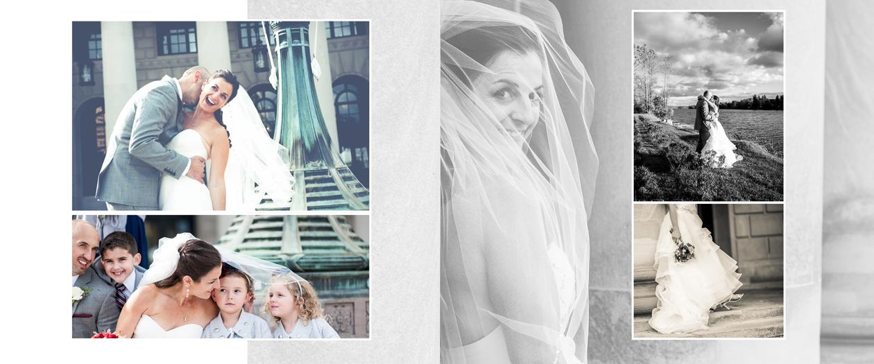 Anatoli Photograffi Wedding pages from Studio Sample Book